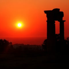 Photo taken at Αρχαίο Στάδιο (Ancient Stadium) by George T. on 4/15/2012