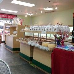 Photo taken at Saint Germain's Bakery by Stephen F. on 4/6/2012