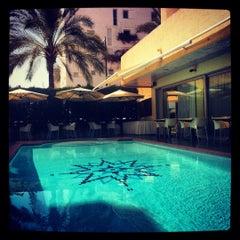 Foto tomada en El Hotel Pachá **** por Judith R. el 9/6/2012