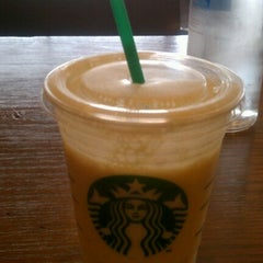 Photo taken at Starbucks by Javier S. on 6/20/2012