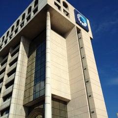 Photo taken at Banco Popular by Emanuel G. on 6/6/2012