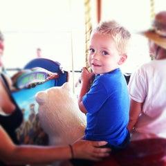 Photo taken at Carousel by Bryan S. on 8/10/2012