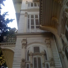 Photo taken at Çamlıca Kız Anadolu Lisesi by Darkohl on 9/9/2012
