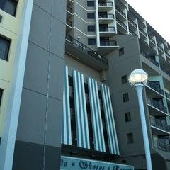 Photo taken at Grande Shores Ocean Resort by Cornelius S. on 3/10/2012