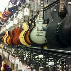 Photo taken at Guitar Center by Juan V. on 5/28/2012