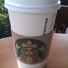 Photo taken at Starbucks by Maribel on 3/30/2012