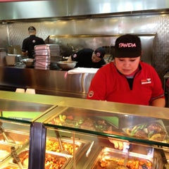 Photo taken at Panda Express by Arthur G. on 8/3/2012
