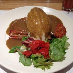 Photo taken at Wagamama by Daniela S. on 6/20/2012