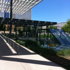 Photo taken at AT&T Performing Arts Center by Mariano R. on 4/21/2012