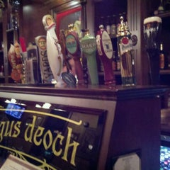 Photo taken at Molly Maguire's Irish Restaurant & Pub by Andi L. on 10/10/2011