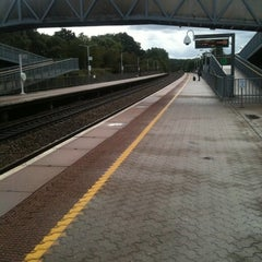 Photo taken at Tiverton Parkway Railway Station (TVP) by James V. on 8/7/2011