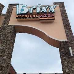 Photo taken at Brixx Pizza by Trey D. on 8/10/2012