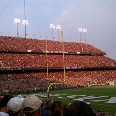 Photo taken at Kyle Field by Andres C. on 9/4/2011