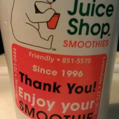 Photo taken at The Juice Shop by Liz H. on 12/28/2011
