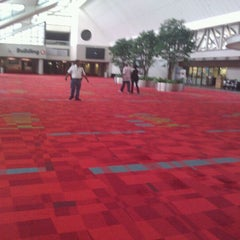 Photo taken at Georgia World Congress Center (GWCC) by Rain R. on 9/18/2011