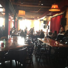 Photo taken at Aster Cafe by Jeremy C. on 11/5/2011