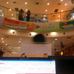 Photo taken at Cikampek Mall by Ardi A. on 7/7/2012