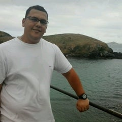 Photo taken at Farol Do Forte by Eduardo P. on 8/18/2012