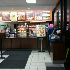 Photo taken at Dunkin' Donuts by Jason P. on 11/23/2011