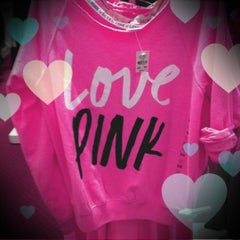 Photo taken at Victoria's Secret PINK by Allison L. on 4/30/2012