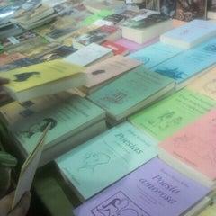 Photo taken at Feria del Libro by Karin Z. on 11/9/2011