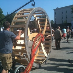 Photo taken at Red Bull Creation @RedBullCreation #RBcreation by Ken R. on 7/10/2011