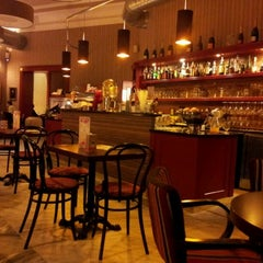 Photo taken at Café Colore by Radek on 11/15/2011