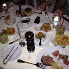Photo taken at Churrascaria Plataforma by Philipe F. on 2/11/2012