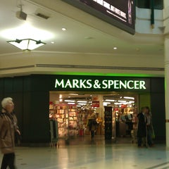 Photo taken at Marks & Spencer by silvuple on 1/23/2012