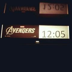 Photo taken at Cinemark 12 by Pablo H. on 5/4/2012
