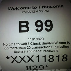Photo taken at Virginia Department of Motor Vehicles by Patricia C. on 7/2/2012
