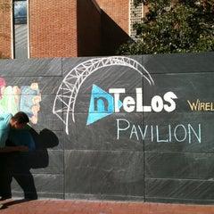 Photo taken at nTelos Wireless Pavilion by Kellie S. on 4/8/2011