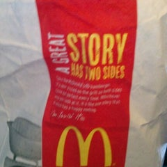 Photo taken at McDonald's by Robert F. on 8/28/2011