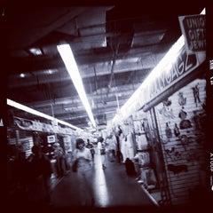 Photo taken at Festival Flea Market by Ben W. on 10/16/2011