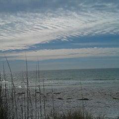 Photo taken at Anna Maria Island by Julia M. on 1/22/2012