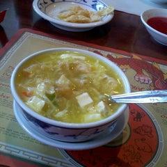 Photo taken at China King by Edward M. on 10/31/2011