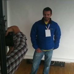 Photo taken at LOV Magazine Studio by Dean N. on 9/13/2011
