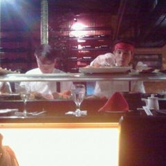 Photo taken at Big Tuna Sushi Restaurant by Leslie B. on 1/7/2012