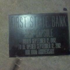 Photo taken at Wells Fargo by Anna C. on 1/28/2012