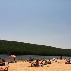 Photo taken at Mauch Chunk Lake Park by Brian on 6/10/2012
