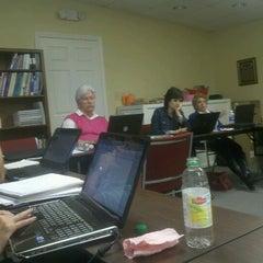 Photo taken at PSPAAR Board Office by Angela T. on 11/9/2011