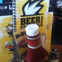 Photo taken at Buffalo Wild Wings by Andy S. on 7/20/2012