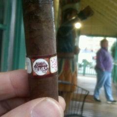 Photo taken at Leesburg Cigar & Pipe by John W. on 12/23/2011