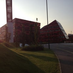 Photo taken at Jubilee Campus by Hazem S. on 8/10/2012
