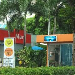 Photo taken at Caltex (คาลเท็กซ์) by Surachart B. on 8/16/2011