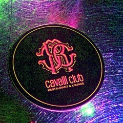 Photo taken at Cavalli Club by Miguel S. on 4/2/2012