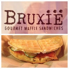 Photo taken at Bruxie by Justin A. on 6/30/2012