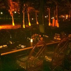 Photo taken at Ghanaian Village Restaurant by C.C. C. on 4/23/2012