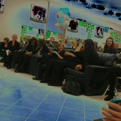 Photo taken at Visible Changes (inside Lakeline Mall) by Britney S. on 9/6/2012
