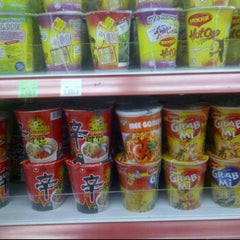 Photo taken at 7-Eleven by Mohamed I. on 1/27/2012